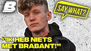 GOVERT SWEEP: ER LIEPEN GASTEN MET DIKKE GUNS! | SAY WHAT? - Concentrate BOLD