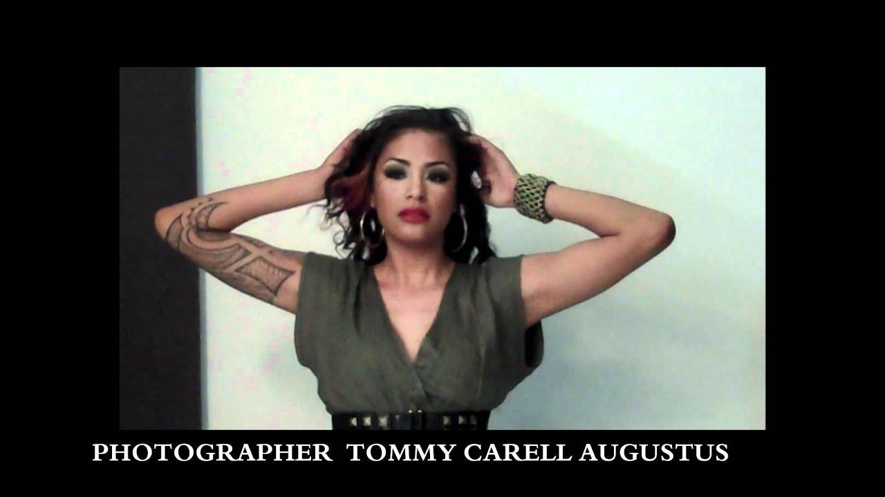SAMOAN/BLACK MODEL - T... Amy Winehouse Valerie