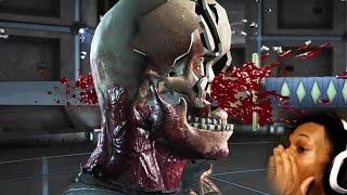 HOW IS HE STILL ALIVE Mortal Kombat X VideoMp4Mp3.Com