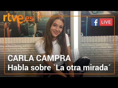 Charlamos con Carla Campra | Flavia en 'La otra mirada'