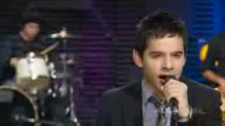 Клип David Archuleta - You Can (live)