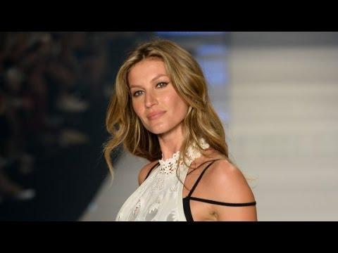 Supermodel Gisele retires from modeling