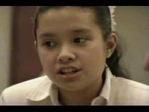 Lea Salonga's Audition for Miss Saigon