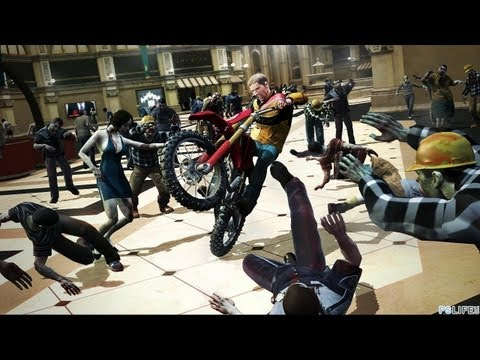 "Xbox One: ""Dead Rising 3"" GAMEPLAY - E3 2013 Game Reveal"