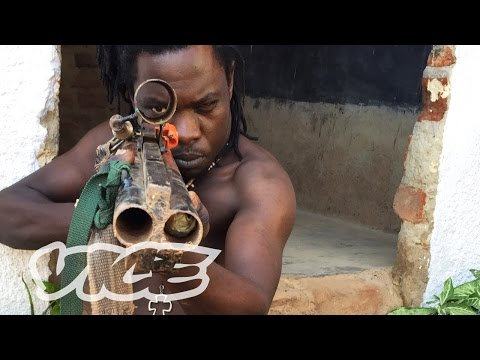 The New Wave of Ultra-Violent Ugandan DIY Action Cinema: Wakaliwood