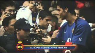 Jorge Mendes El Hombre Más Poderoso Del Fútbol Mundial