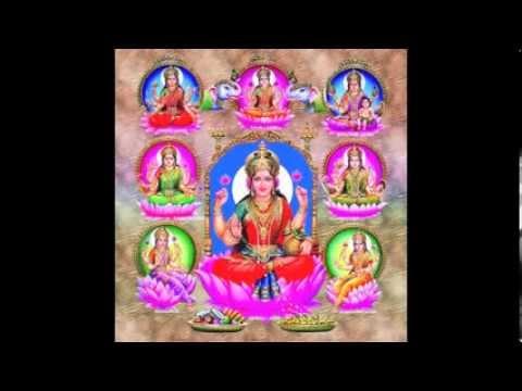Shri Mahalakshmi Ashtakam stotram sung by Bindu Bhansali