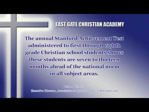 East Gate Christian Academy,  Fall River, MA