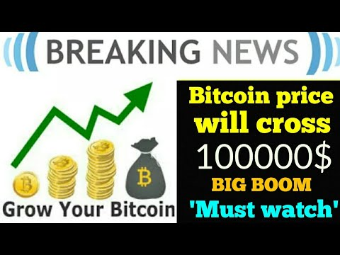 (Hindi) Bitcoin Latest News | Price Hit 1,00,000$ पूरी जानकारी Bitcoin Price Prediction 2021