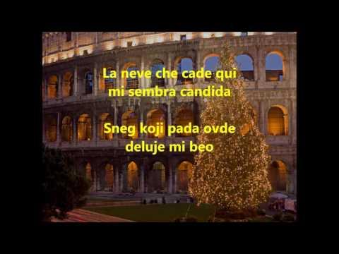 Eros Ramazzotti - Buon Natale (se vuoi) (prevod na srpski)