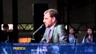 BESAME - BILLY BUNSTER - RETIRO INTERNACIONAL DE MINISTERIOS EBENEZER