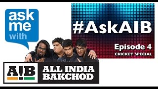 #AskAIB : Episode 4