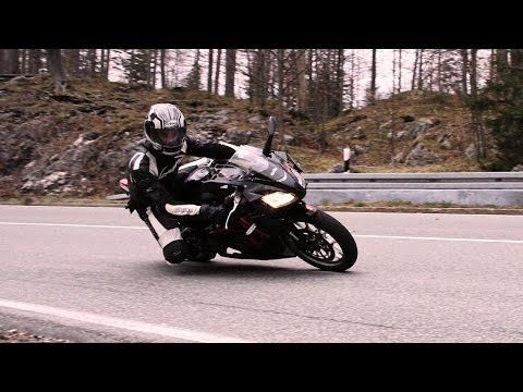 Rock the Road 6   Aprilia RS 125   GoPro HD 2012