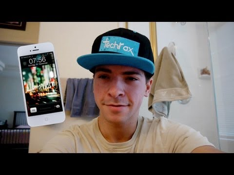 100K Subscribers IPhone 5 Giveaway!