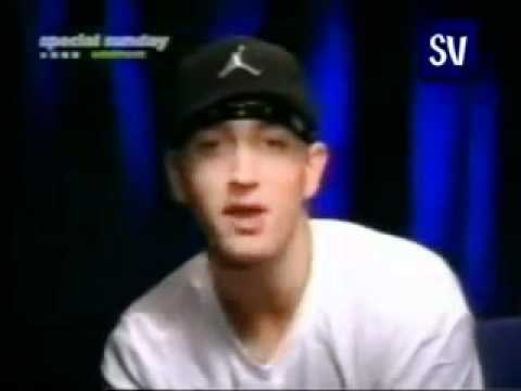 Eminem Answers Fan Questions on MTV Movie House - 2002