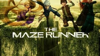 Non/Disney-The Maze Runners AU Trailer