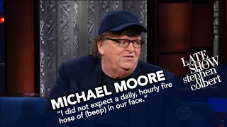 Michael Moore Calls For An