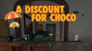 Stop Shooting chocoTaco So He Can Use His 15x - PUBG Game Recap