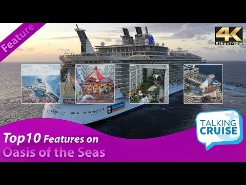 Oasis of the Seas - Top 10 Features