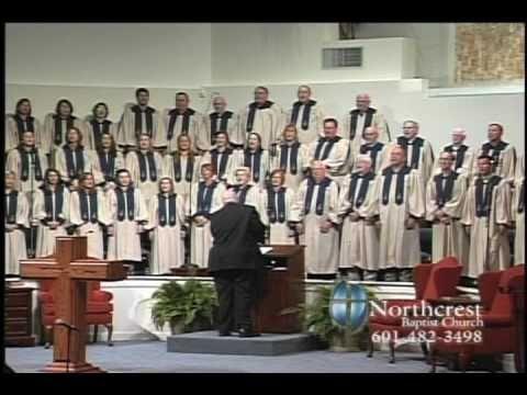 2010 Northcrest Revival Choir - Somebody Prayed For Me