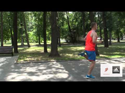 Видеоуроки для бегунов: беговые упражнения