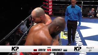 Full Fight   Luther Smith vs Elvin Sanchez