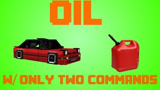 Oil with only two commands! [1K Subs Special]