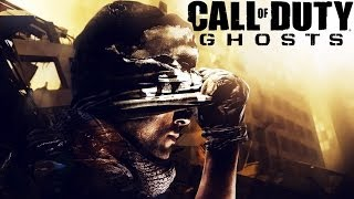 Ghost - Call of Duty Ghosts Game Movie w/ Gameplay1080p HD