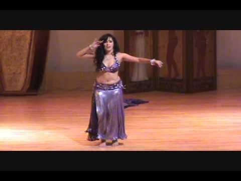 Desireé de Tijuana ~ 4to Concurso Nacional de Danza Árabe Shazadi ♥ ~ Percusión