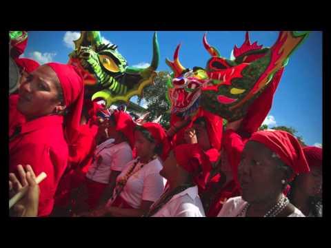 DANCING DEVILS OF YARE / DIABLOS DANZANTES DE YARE - Photography by Aaron Sosa