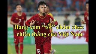 Thái Lan và Indonesia MỈA MAI chiến thắng của U23 Việt Nam