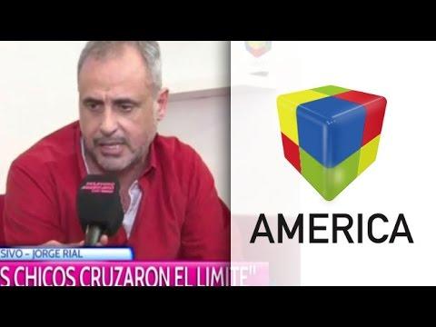 La furia de Jorge Rial en plena gala