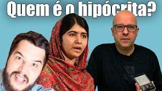 A HIPOCRISIA de Bernardo Kuster | O Caso Malala