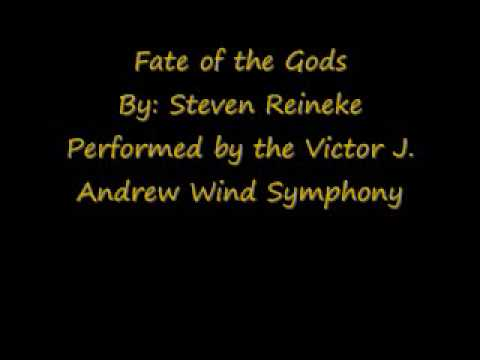 Fate of the Gods Victor J Andrew