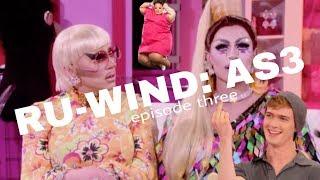RuPaul's Drag Race RU-WIND: All Stars S3E3