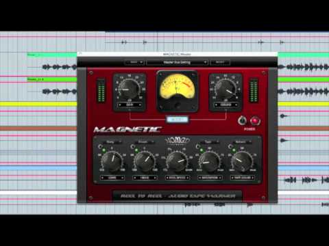 Nomad Factory Magnetic - Mastering