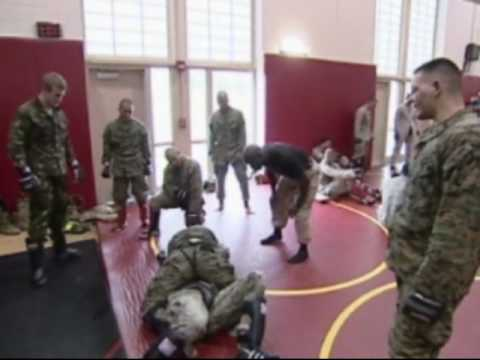 Military Combatives MMA Mixed Martial Arts - Close Combat - Part 2 - The Pentagon Channel Image 1