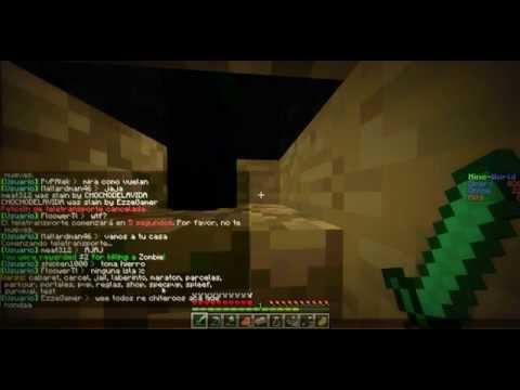 Nuevo Server Minecraft 1.7.2 Survival No Lag!!