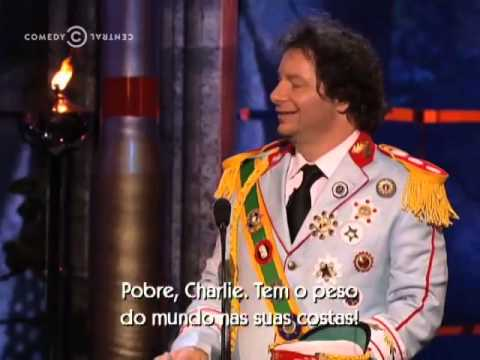 Roast Charlie Sheen - Jeff Ross