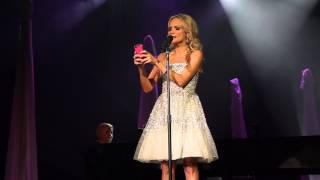 Kristin Chenoweth - New Years Eve 2012 - Ice Cream