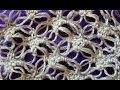 Узор с соломоновыми петлями - Pattern with Solomon`s loops