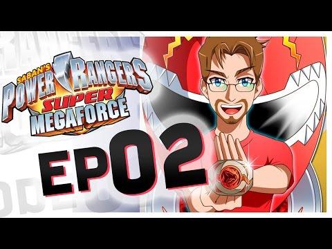 Power Rangers Super Megaforce: Return of an old Friend - PART 2 (HD Walkthrough)