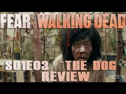 "Fear The Walking Dead S01E03 Review ""The Dog"""