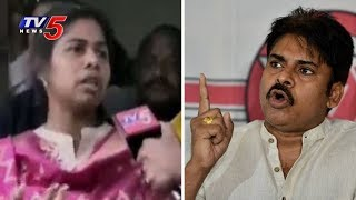Pawan Kalyan Indirectly Supports Us | Bhuma Akhila Priya Face to Face
