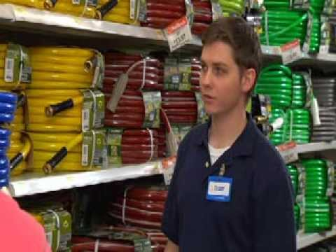 2010 Walmart Training Video - Bad Customer Service - Actor James Anthony Miskimen