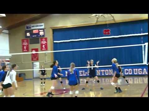 10/23/14 - Volleyball - Mabel-Canton 3, Schaeffer Academy 0