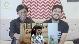 Pakistani Reacts To | NOT A DARING SHOW FT. WAKAR ZAQA | CARRYMINATI | Reaction Express