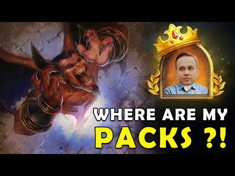 Hearthstone: Where are My PACKS Pavel ?!