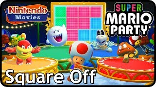 Super Mario Party: Square Off (2 Players, Master Difficulty)