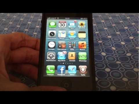 Come installare Siri in Italiano sul tuo iPhone 4 e iPod 4th Gen. iPad 2 iOS 6- by AppleFlick